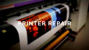Printer Repair dfer
